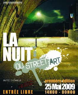 nuit du street art