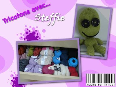 tricotons avec steffie