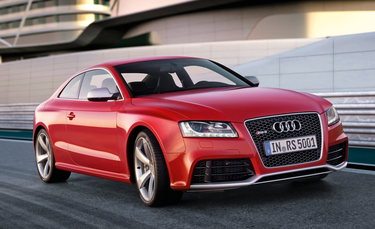 Luxury Sports Cars: Audi S5 Luxury Sports Car Review