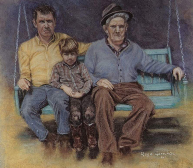 Pastel  - Three Generations