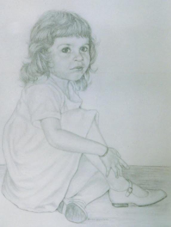 Graphite Pencil (Lucy)
