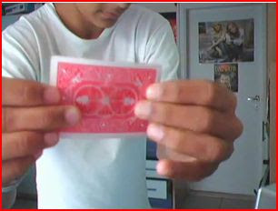 Trik Sulap Membuat Kartu Melayang Di Tangan