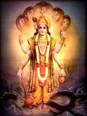 Lord Vishnu Mukunda Form