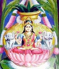 Varamahalakshmi Vratha - Varalakshmi Festival