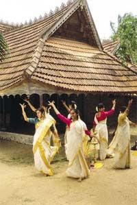 Thiruvathira Festival in Kerala