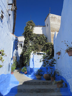 Too Short a Stay in Chaouen
