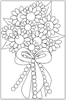 Wedding coloring pages for kids ~ Free Printable Wedding Activity Pages Kids Coloring Home ...