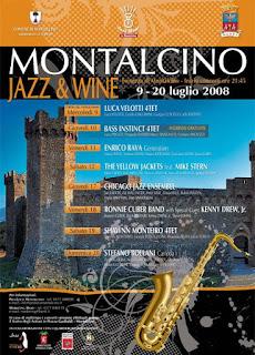 montalcino jazz festival