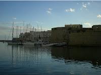 gallipoli il porto