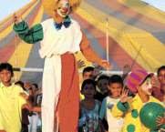 O Circo em Ipueiras - Por Bérgson Frota / Fortaleza
