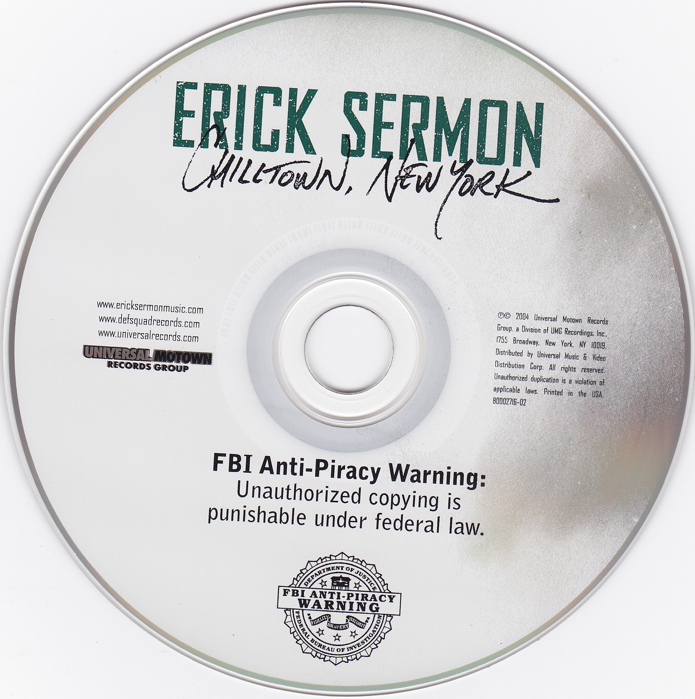 Erick Sermon   RlsMaradona
