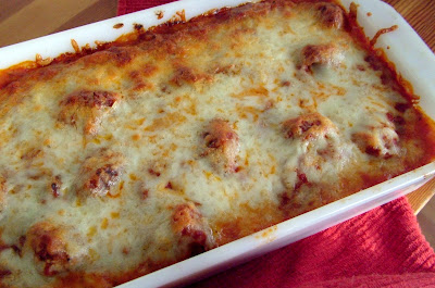 Cannelloni Day 79: Roasted Red Pepper & Ricotta Cannelloni