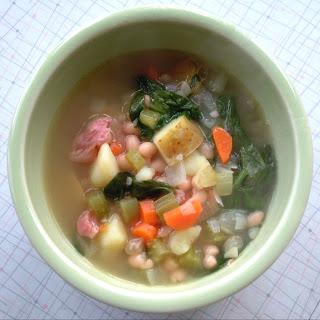 Ham+Soup Day 8: Ham Soup