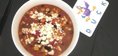 Black+Bean+Soup+2 Day 25: Black Bean Soup (again)