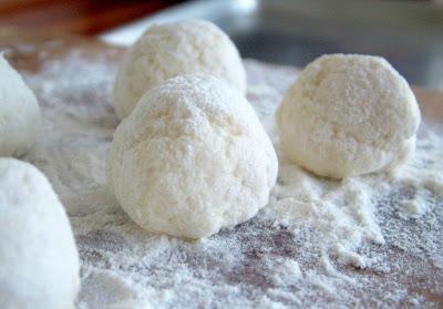 Ricotta+Gnocchi+dough Day 31: Ricotta Gnocchi