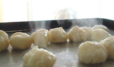 Boiled+gnocchi Day 31: Ricotta Gnocchi