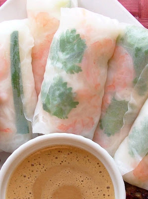 Cover Rice+Rolls Day 41: Vietnamese Rice Paper Rolls