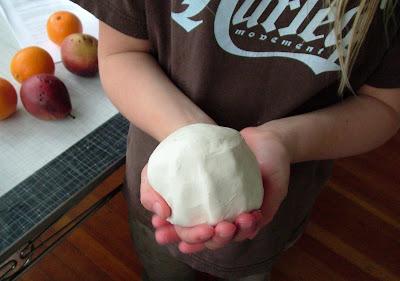 Mozzarella+ball Day 91: Homemade Mozzarella