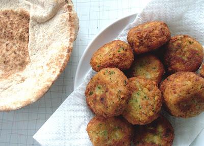 Falafel Day 127: Falafel