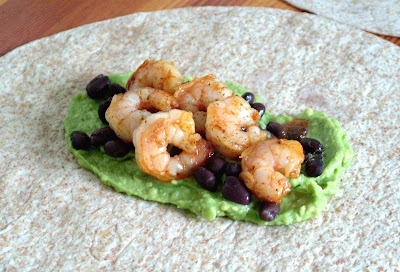 Shrimp+Fajitas+2 Day 169: Minted Pea Soup and Shrimp & Black Bean Fajitas