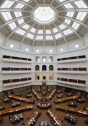 state library of victoria reading room