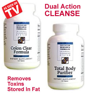 Dual cleanse