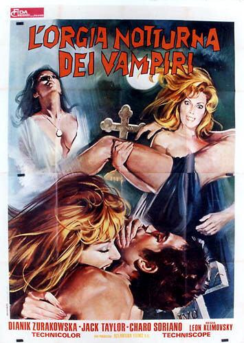 The Vampires' Night Orgy 106