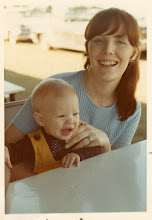 BABY SHANNON & DYED REDHEAD MOM
