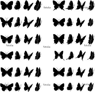 Number Names Worksheets butterfly trace : The Betty Files: Butterflies
