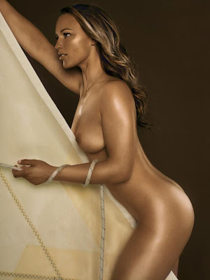 athletes in playboy olympic Female nude