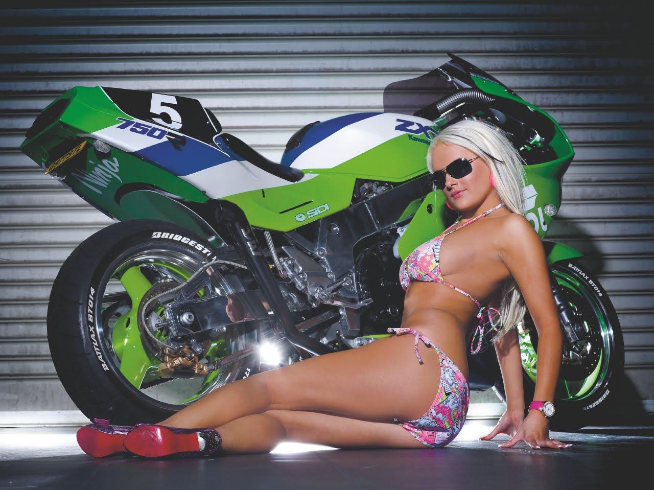 ninja girls nude Kawasaki