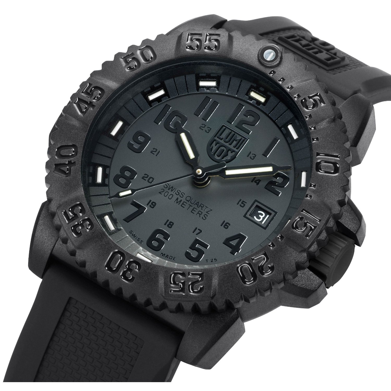Gadget Review  Luminox Evo Navy Seal Blackout Mens Watch 3051.BLACKOUT 48a559dd760
