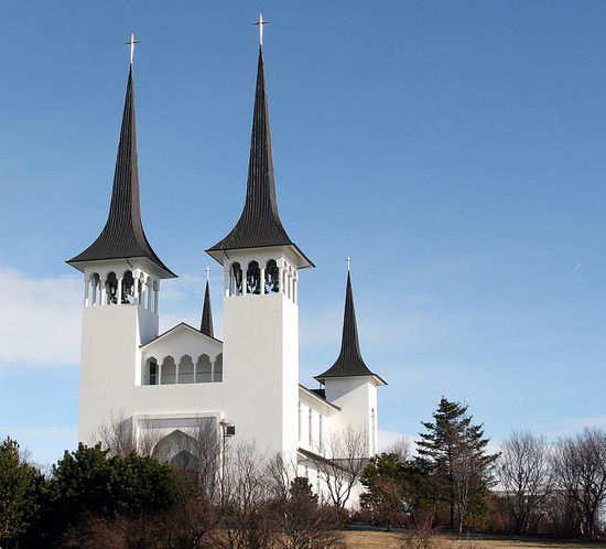 Strange churches around the world | Connecting Friends |Strange Churches