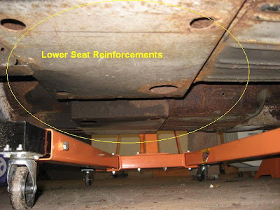 1968 mustang convertible restoration well doc how bad for 1968 ford mustang floor pans