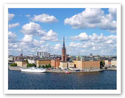 Stockholm, Riddaholmen