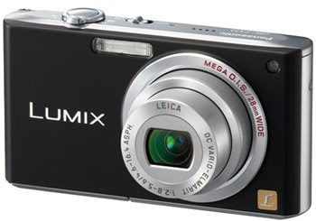 Panasonic Lumix DMC-FX33