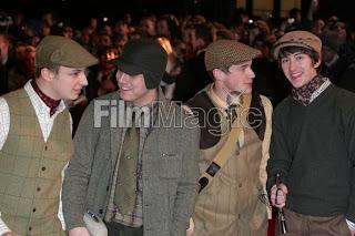 Arctic Monkeys ganadores en dos categorias de los Brit Award Ambrit1