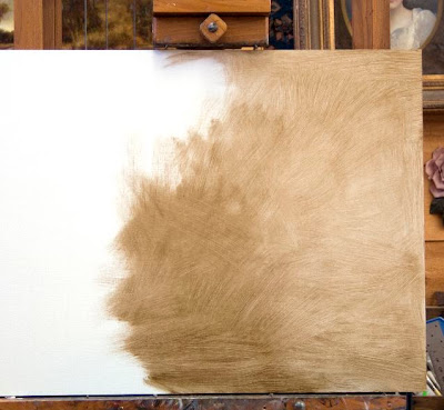 I Prefer To Use The Roximate Color And Value Of A Brown Paper Bag