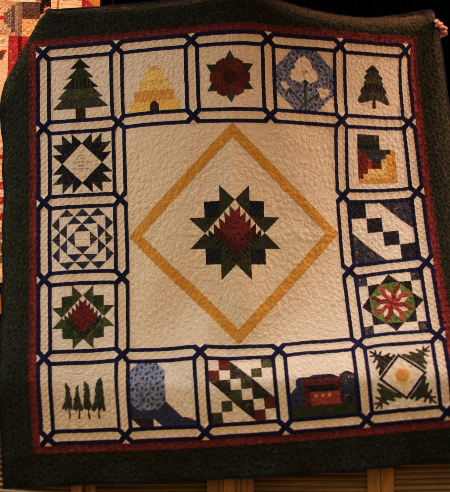 Utah Valley Quilt Guild: September 2010