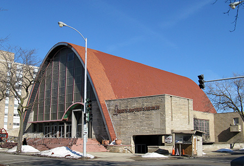Liberty Baptist Church, Chicago