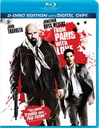 Double O Section: Blu-ray Review: From Paris With Love (2010)