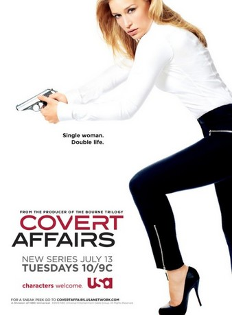 7e0aeb1146 The Spy Story As Workplace Dramady TV Review  Covert Affairs
