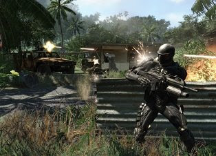 Download Crysis PC + Tradução   Patch + Crack