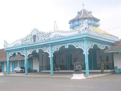 Keraton Surakarta hadiningrat - solo
