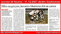 Article 24 Heures 11.12.2007