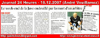 Article 24 Heures 18.12.07