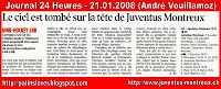 Article 24 Heures 21.01.08