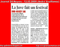 Article 24 Heures 12.02.08