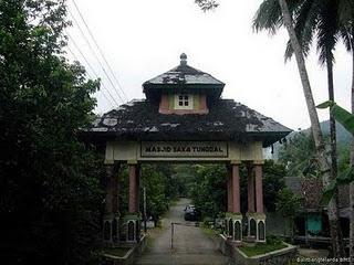 Masjid Saka Tunggal (1288)