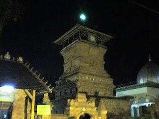 Masijd Menara Kudus (1549)